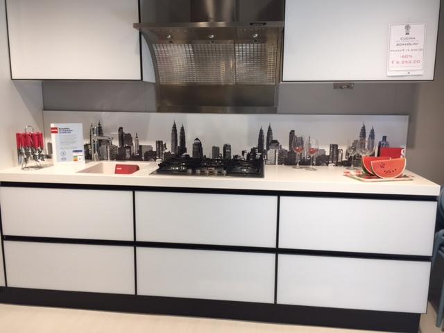 Cucina Scenery Scavolini [VENDUTA] - mobilinino.it